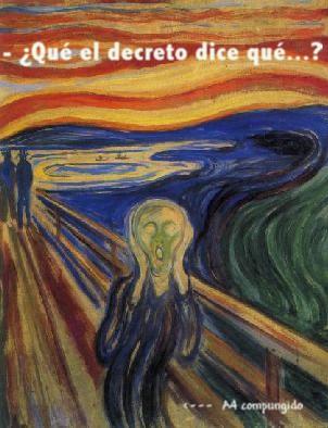 "Decreto 69+1. La ""Loles"". (por patachungas) (ANEXO)"